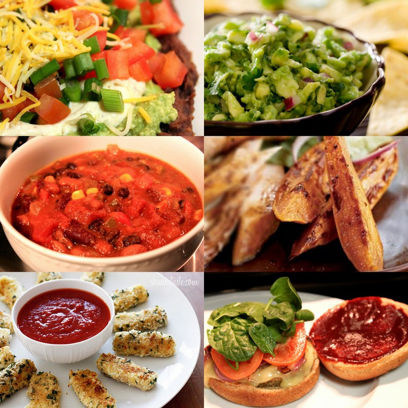 Super Bowl Recipes Healthy  Healthy Super Bowl Party Recipes The Picky Eater