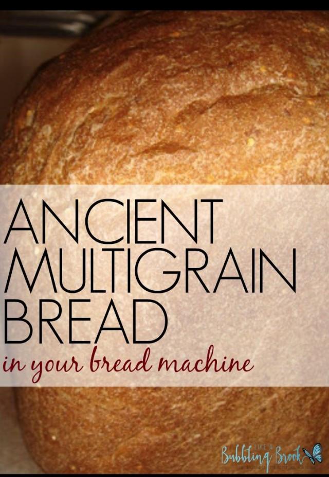 Super Healthy Bread Machine Recipes  healthy multigrain bread machine recipe