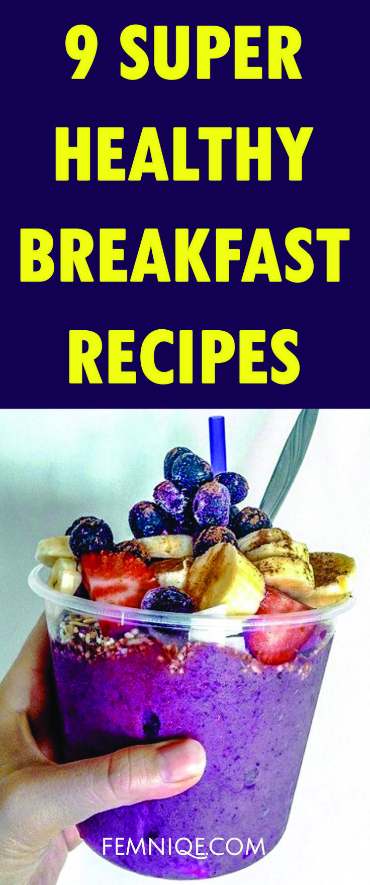 Super Healthy Breakfast  9 Super Healthy Breakfast Recipes For Weight Loss
