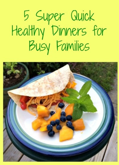 Super Healthy Dinners  Speed up metabolism pills uk super quick healthy dinner