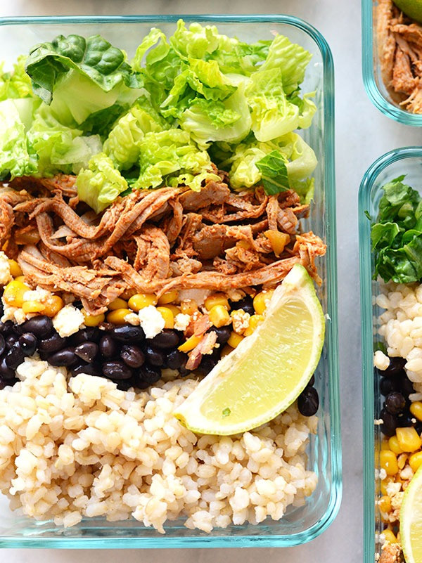 Super Healthy Lunches  25 Super Healthy Lunches Under 400 Calories