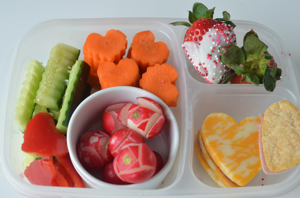 Super Healthy Lunches  Valentines Lunch and Menu Plan