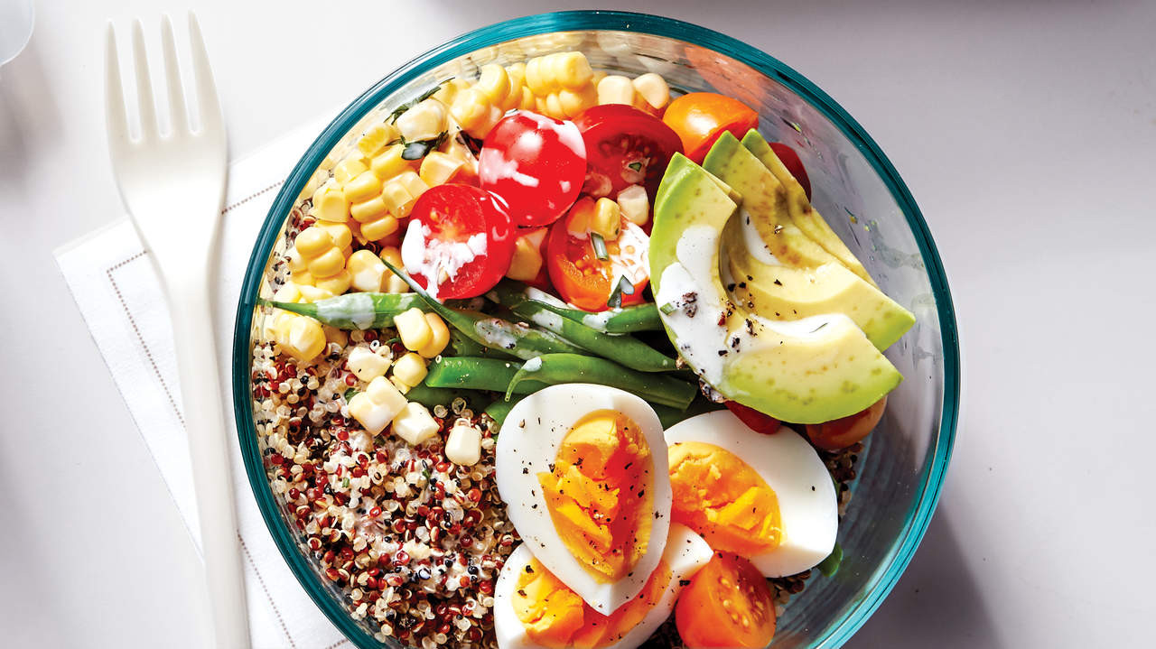 Super Healthy Lunches  Healthy Lunch Recipes Health