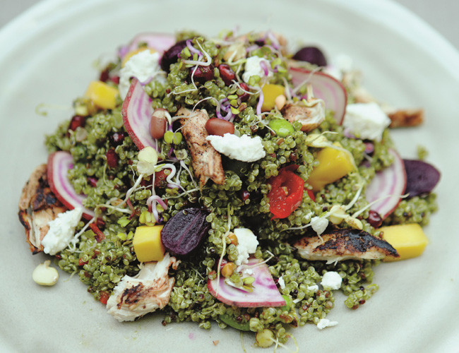 Super Healthy Salads  5 super healthy salad recipes from celebrity chefs and