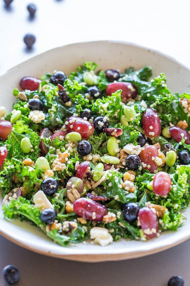 Super Healthy Salads  Twelve Superfoods Salad Averie Cooks