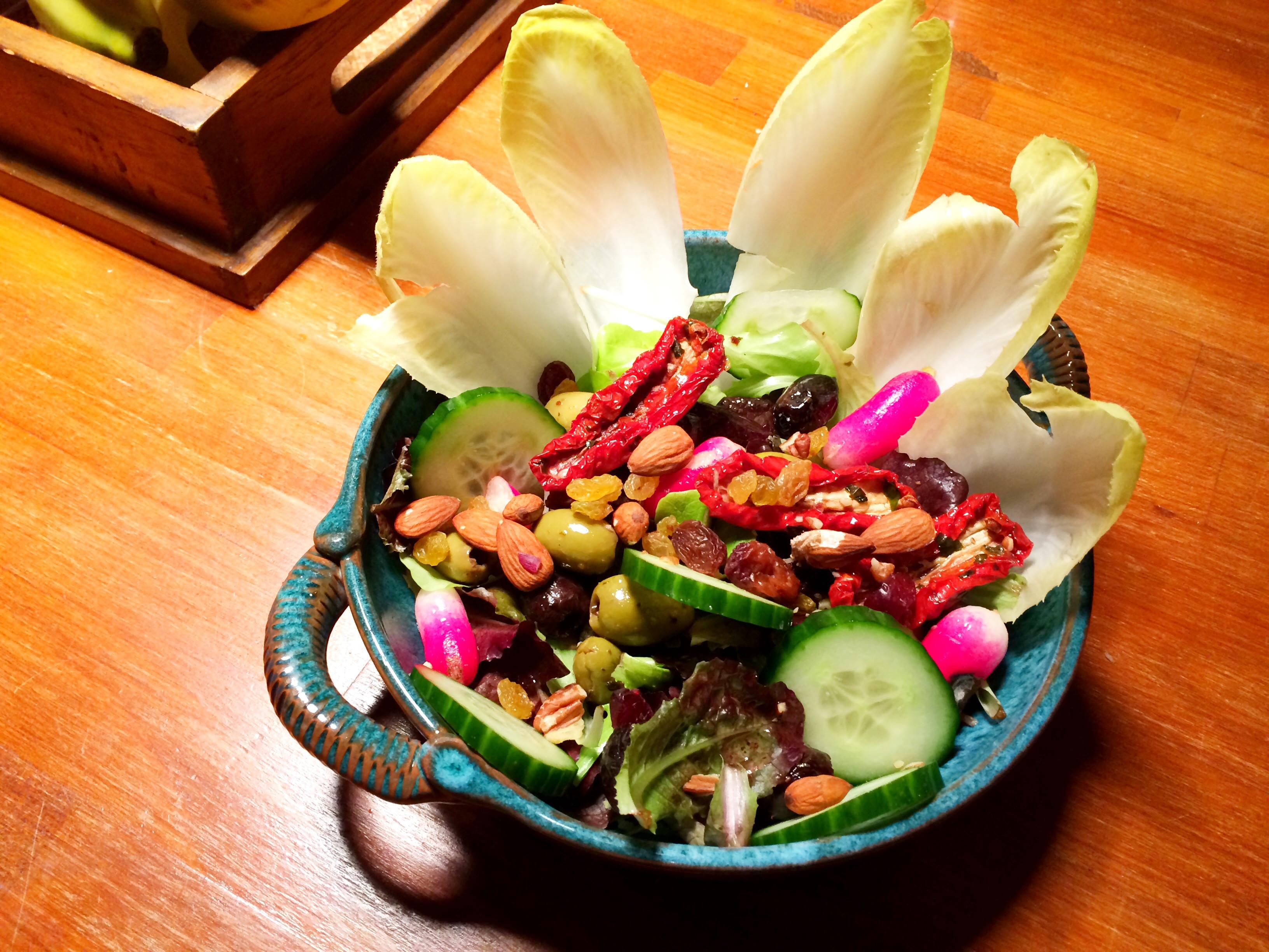 Super Healthy Salads  A Colourful Super Healthy Salad Vegan Weight Loss Mentor