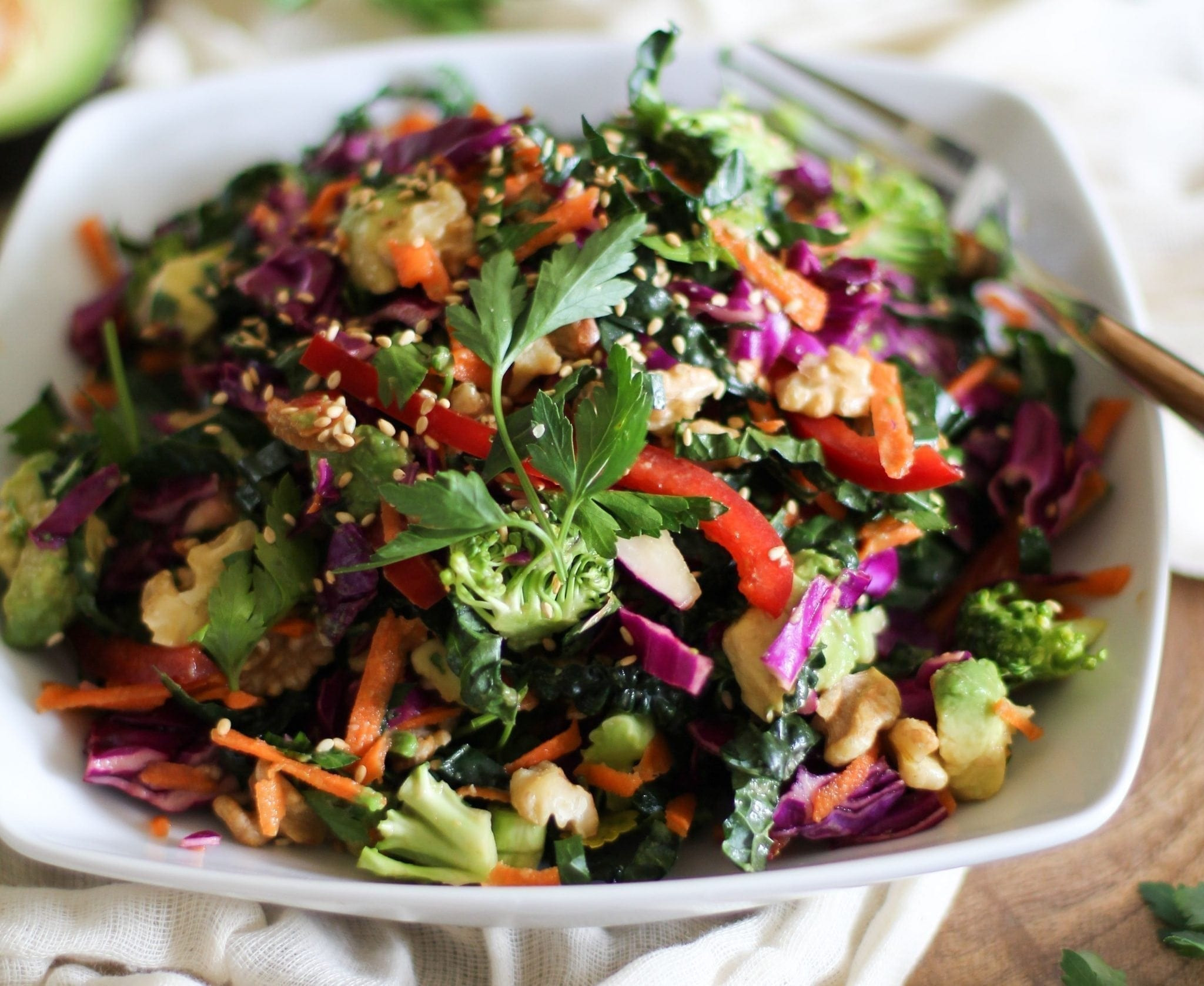 Super Healthy Salads  Ultimate Superfood Salad Hello HealthyHello Healthy