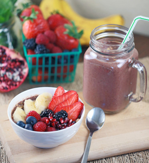 Super Healthy Smoothie Recipes  Super Healthy Fruit Smoothie Recipe RecipeChart
