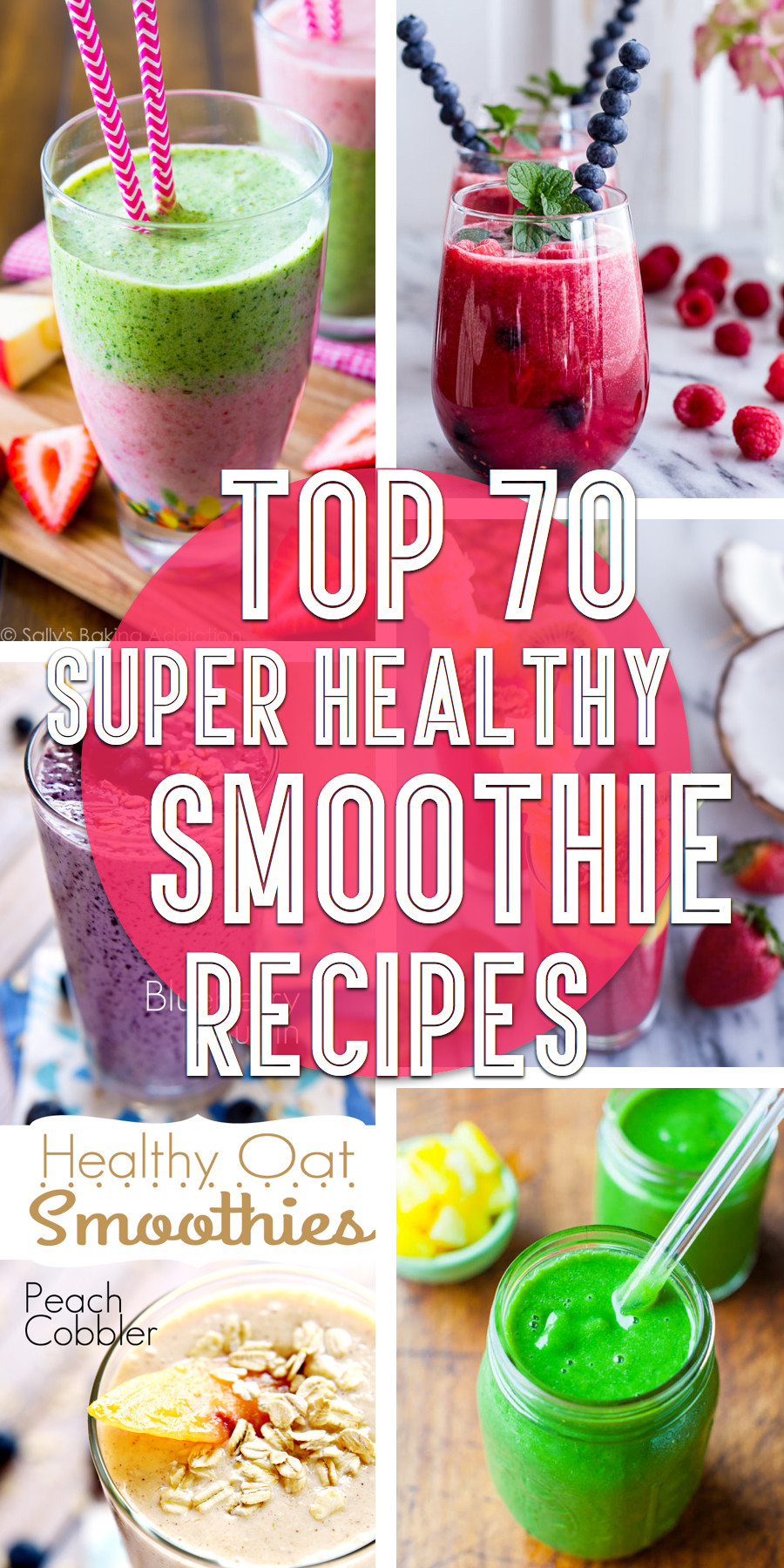 Super Healthy Smoothie Recipes  Super Healthy Fruit Smoothie Recipe — Dishmaps