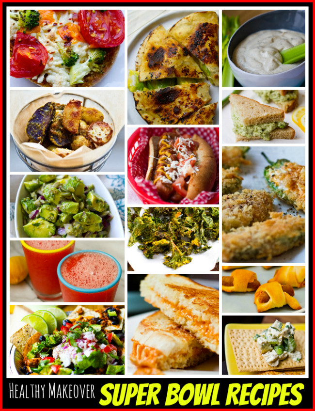 Super Healthy Vegetarian Recipes  6 Vegan Super Bowl Snacks Biggies Boxers