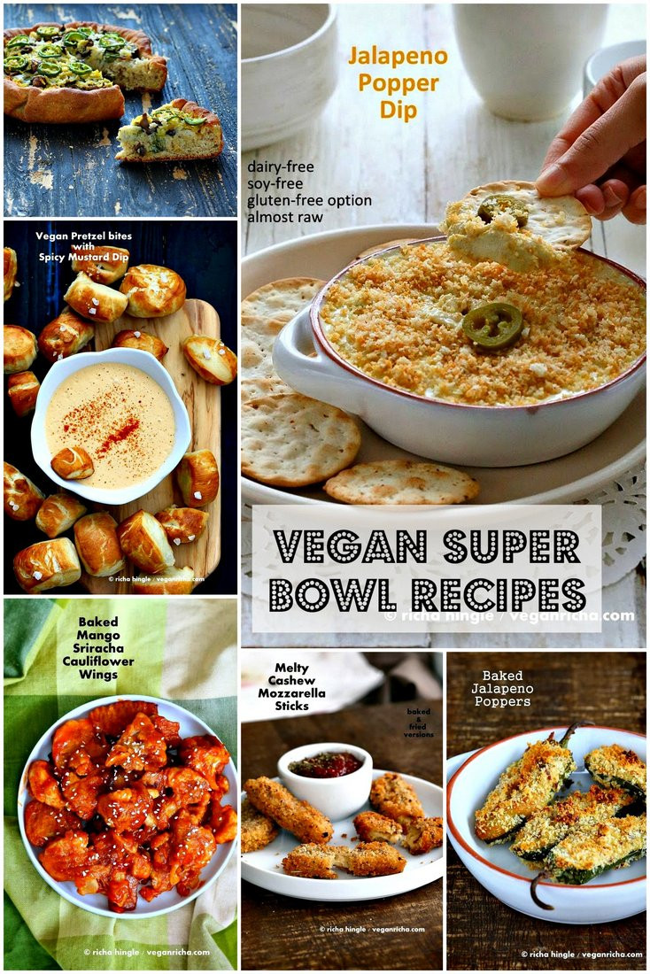 Super Healthy Vegetarian Recipes  15 Healthy Vegan Super bowl Recipes Vegan Richa