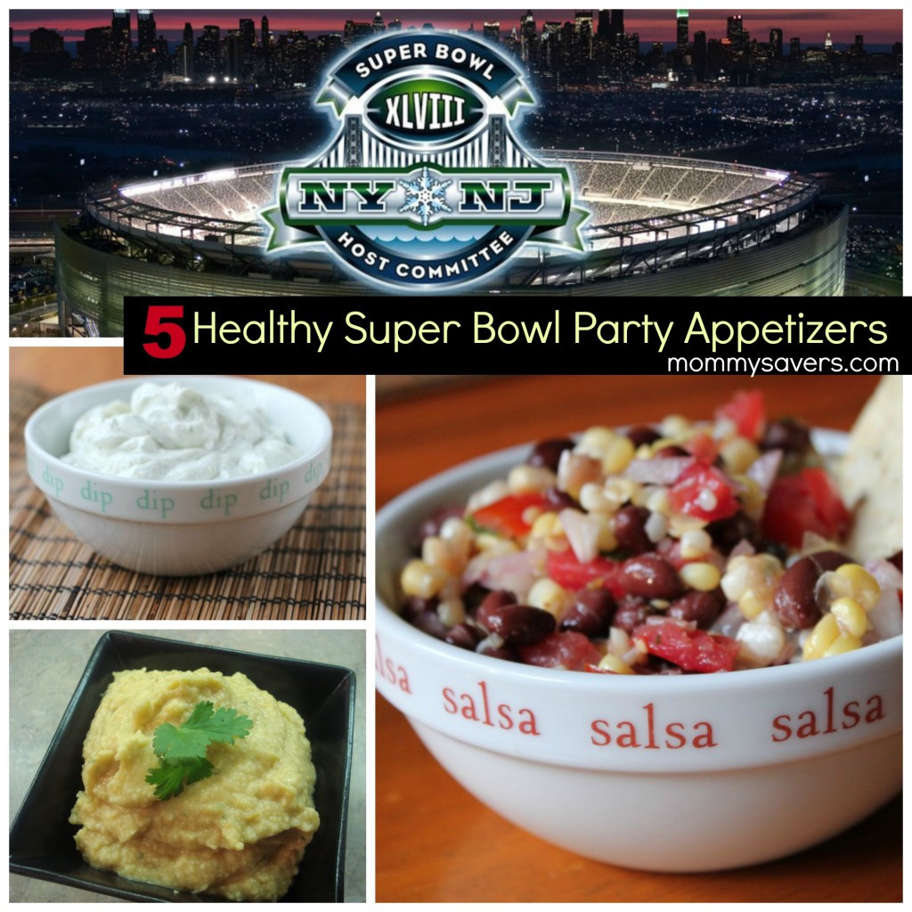 Superbowl Healthy Appetizers  Five Healthy Super Bowl Appetizers Mommysavers