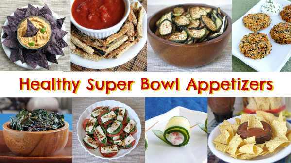 Superbowl Healthy Appetizers  Healthy Super Bowl Appetizers