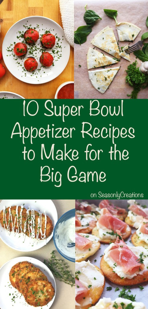 Superbowl Healthy Appetizers  super bowl Archives Seasonly Creations