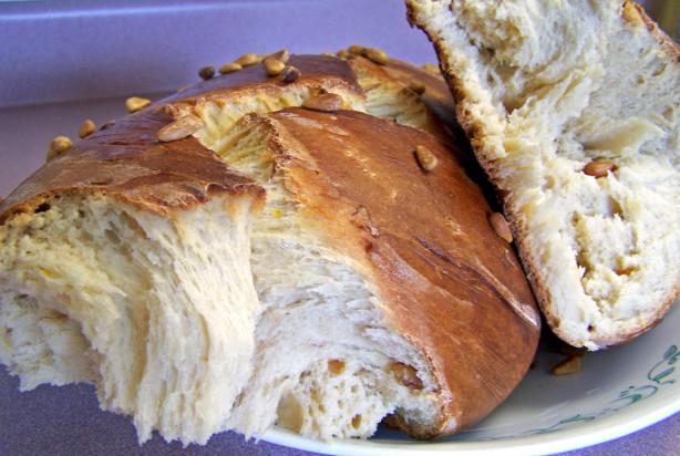 Sweet Easter Bread Recipe  Tsoureki Greek Easter Sweet Bread Recipe Food
