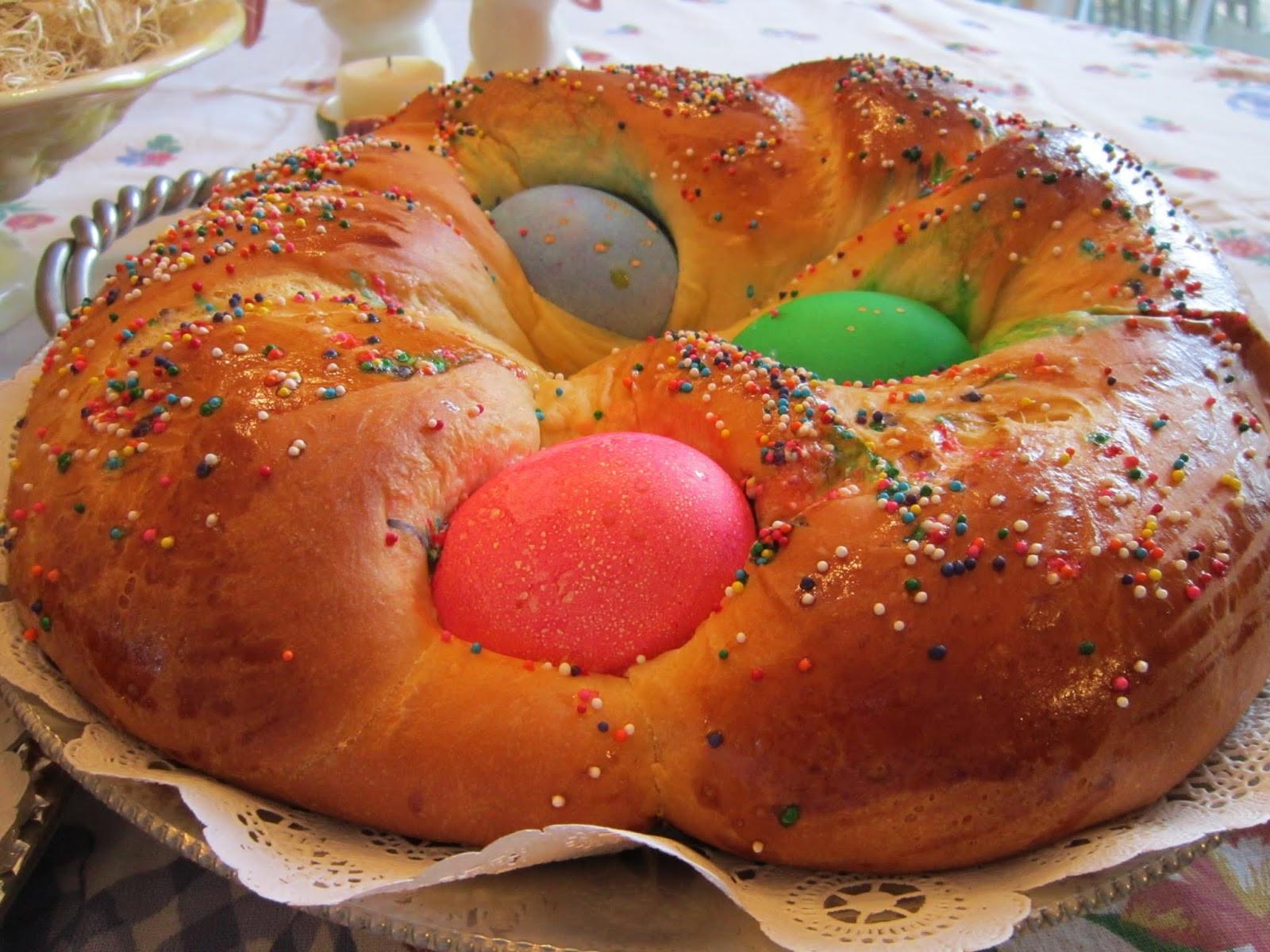 Sweet Italian Easter Bread  The Italian Next Door Easter Sweet Bread
