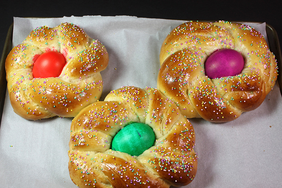 Sweet Italian Easter Bread  Italian Easter Bread Don t Sweat The Recipe