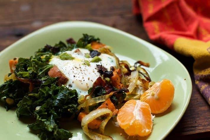 Sweet Potato For Breakfast Healthy  Healthy Breakfast Recipe