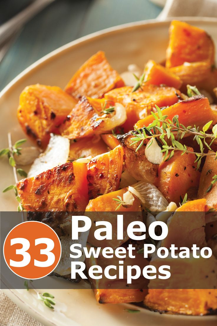 Sweet Potato Recipe Healthy  33 Paleo Nourishing Sweet Potato Recipes anyone can make