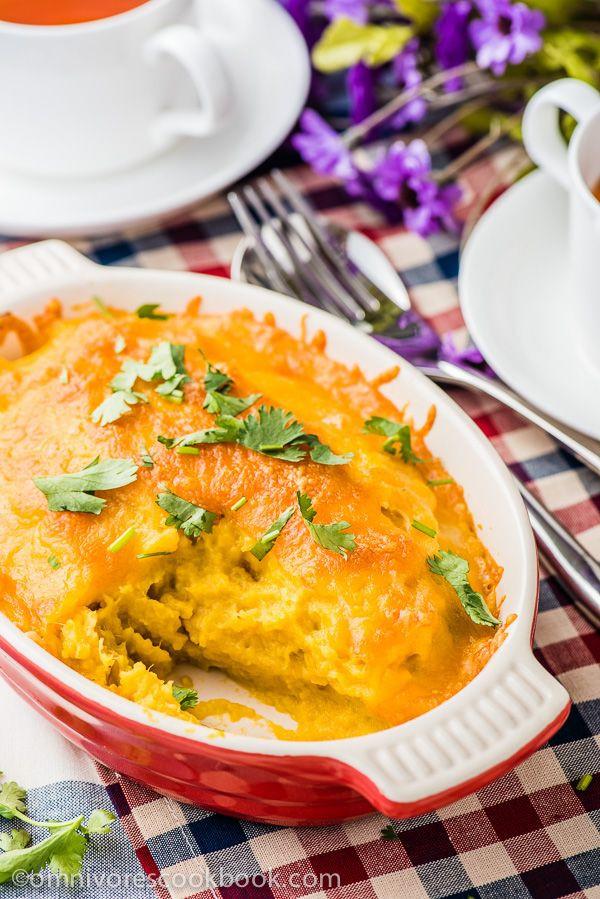 Sweet Potatoes Mashed Healthy  Healthy Mashed Sweet Potato Casserole Recipe