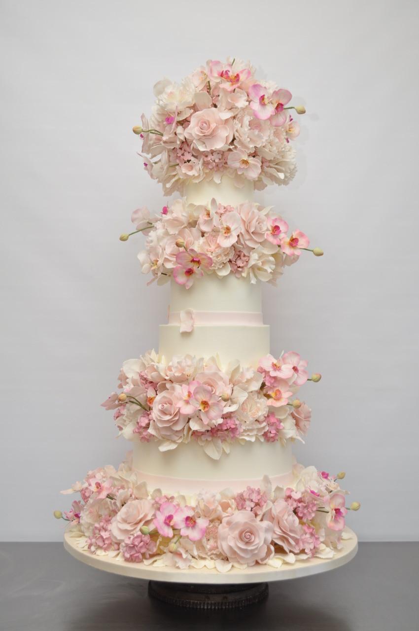 Sylvia Weinstock Wedding Cakes  White Rose Weddings Celebrations & Events Sylvia