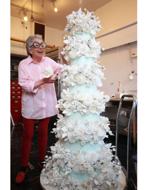 Sylvia Weinstock Wedding Cakes  Sylvia Weinstock Sylvia Weinstock Cakes