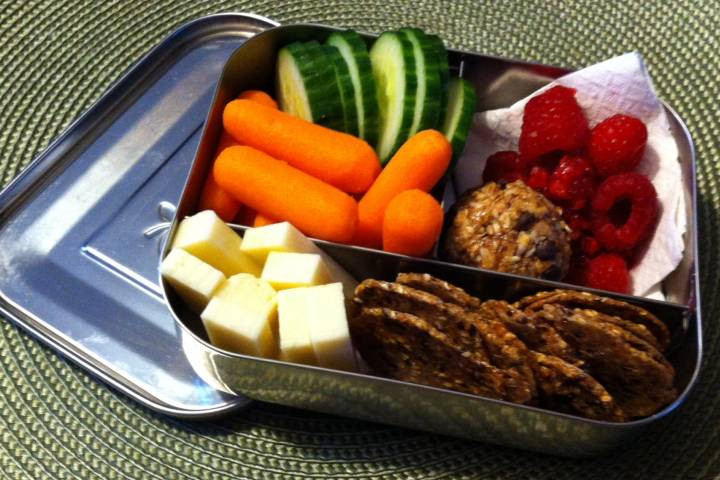 Tasty Healthy Lunches  10 healthy tasty 3 ingre nt back to school lunches for