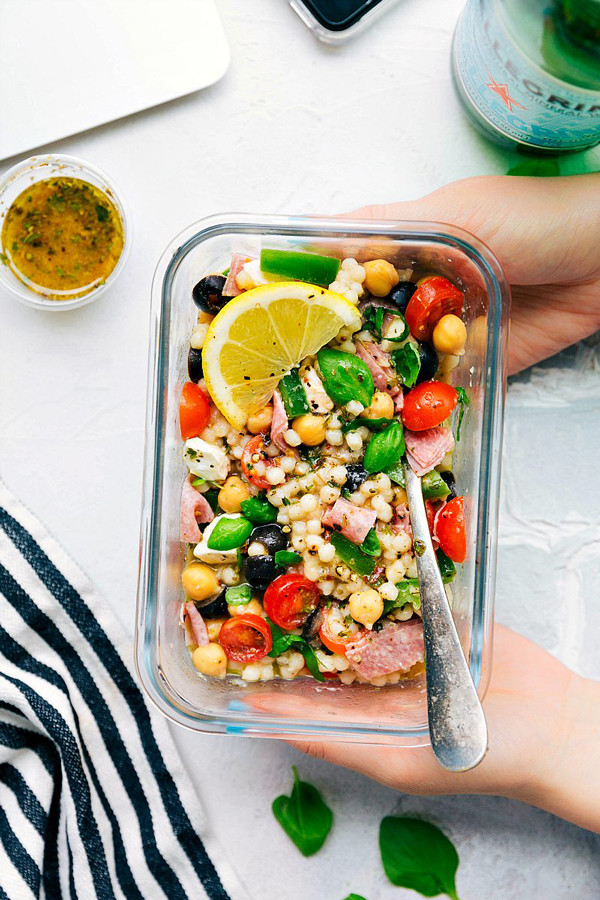 Tasty Healthy Lunches  Delicious Meal Prep Recipes For Healthy Lunches Style