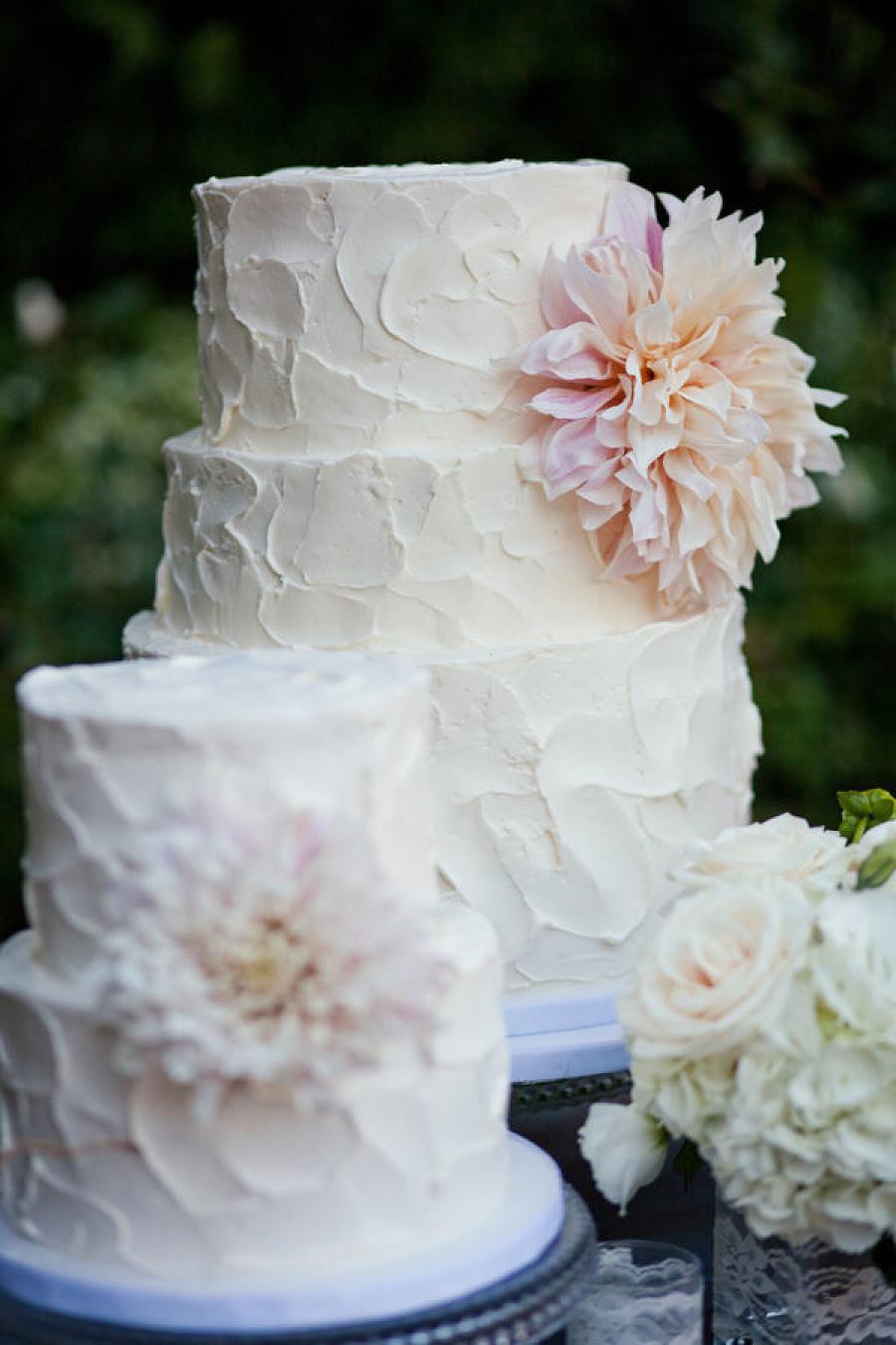 Textured Wedding Cakes  cake