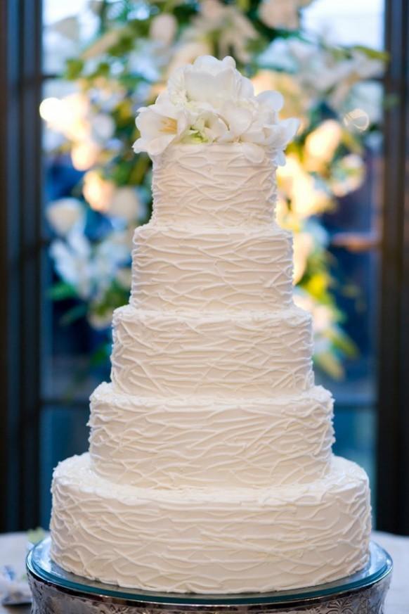 Textured Wedding Cakes  Textured Wedding Cake ♥ Wedding Cake Design Weddbook