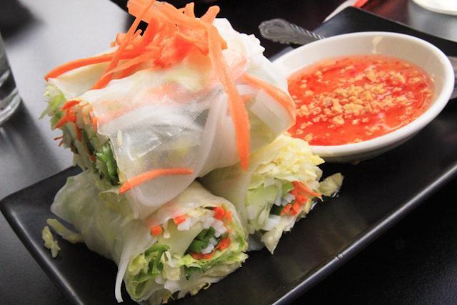 Thai Summer Rolls Recipes  Easy Thai Summer Rolls
