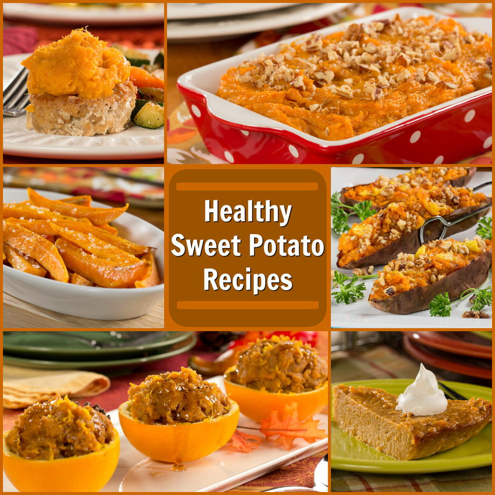 Thanksgiving Sweet Potatoes Recipes Healthy  8 Heartwarming & Healthy Sweet Potato Recipes