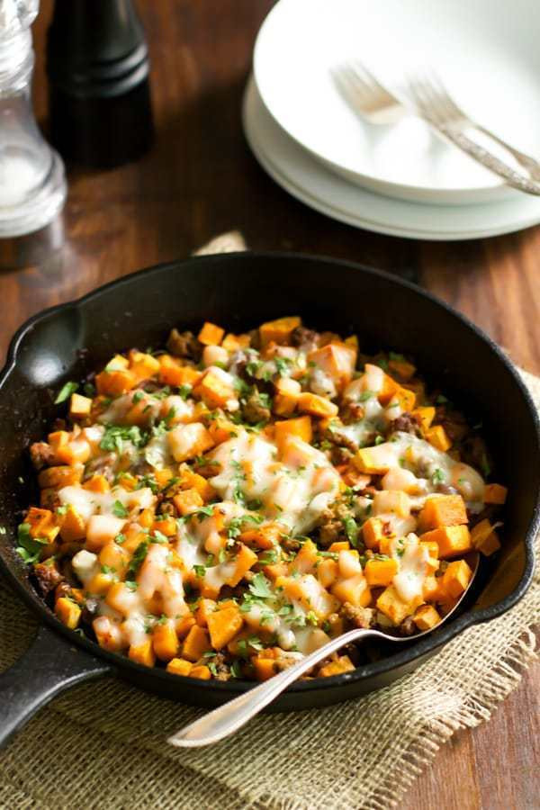 Thanksgiving Sweet Potatoes Recipes Healthy  20 Healthy Dinner Recipes For Your Family landeelu