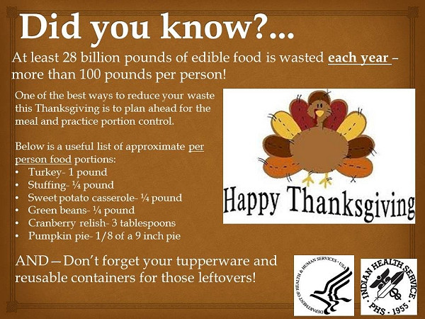 Thanksgiving Tips For Healthy Eating  Green Tips