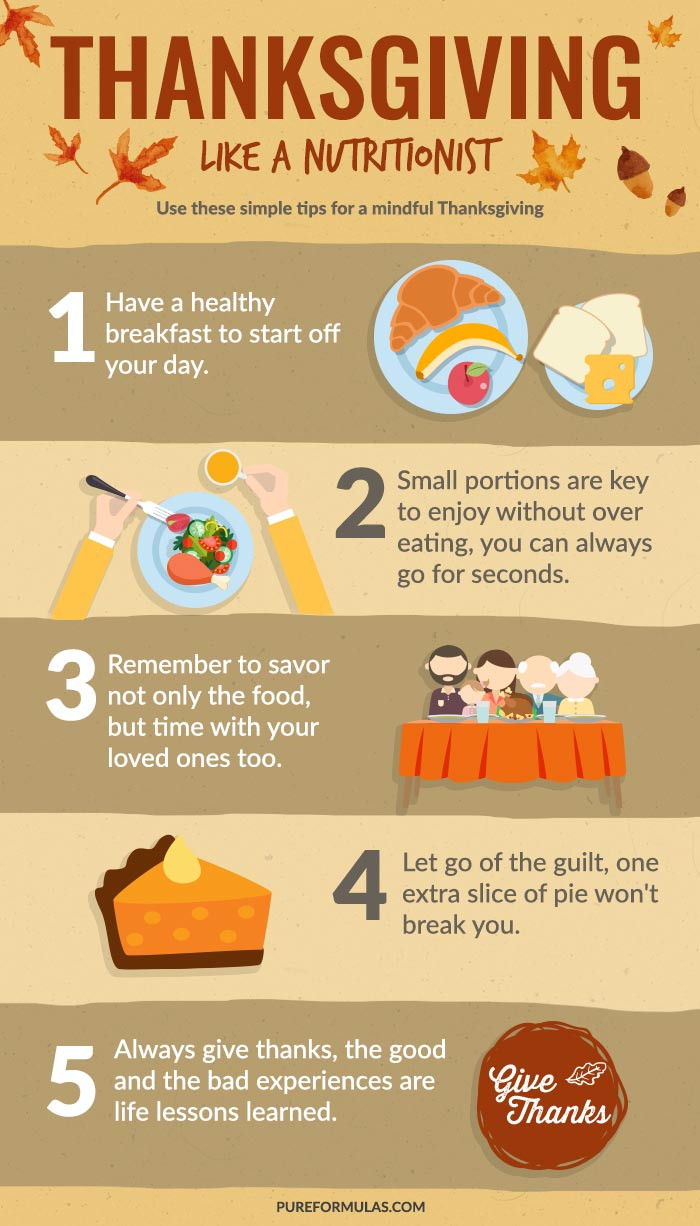 Thanksgiving Tips For Healthy Eating  5 Ways to Have a Healthy Happy Thanksgiving