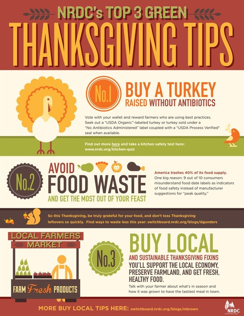 Thanksgiving Tips For Healthy Eating  This Thanksgiving Shop Smart Buy a Turkey Raised Without