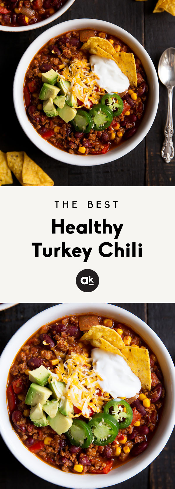The Best Healthy Turkey Chili  The Best Healthy Turkey Chili You ll Ever Eat