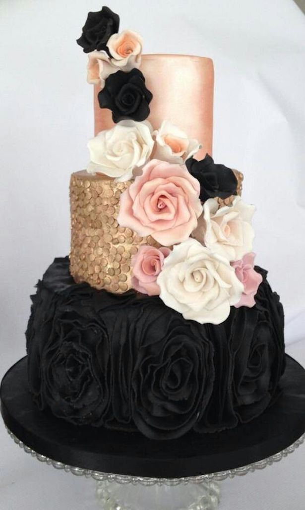The Best Wedding Cakes  Best Wedding Cakes of 2015 Belle The Magazine
