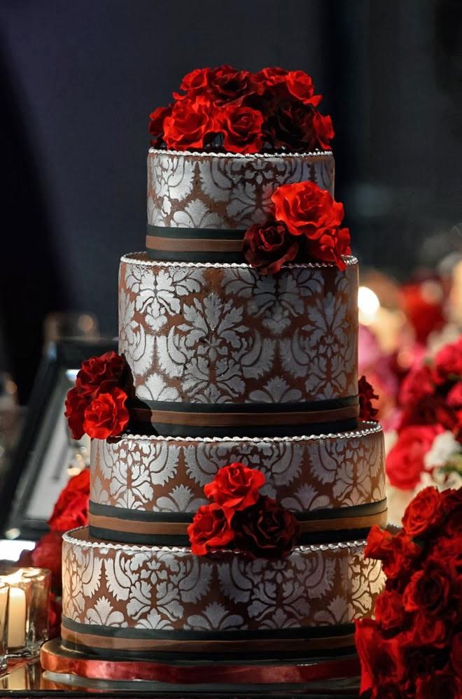 The Best Wedding Cakes  Best Wedding Cakes of 2013