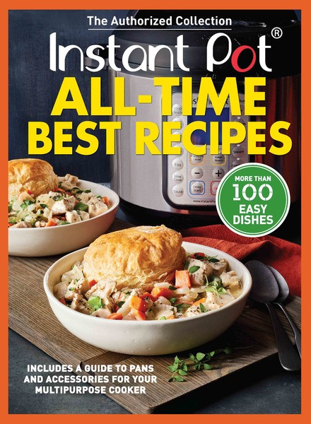The Instant Potâ® Electric Pressure Cooker Cookbook: Easy Recipes For Fast And Healthy Meals  List of authorized and re mended books Instant Pot