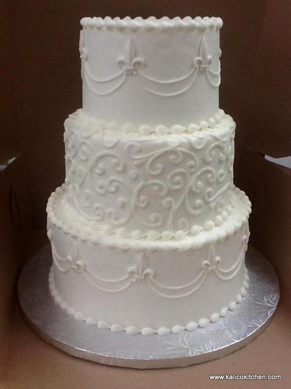 Three Tear Wedding Cakes  3 tiered wedding cakes idea in 2017