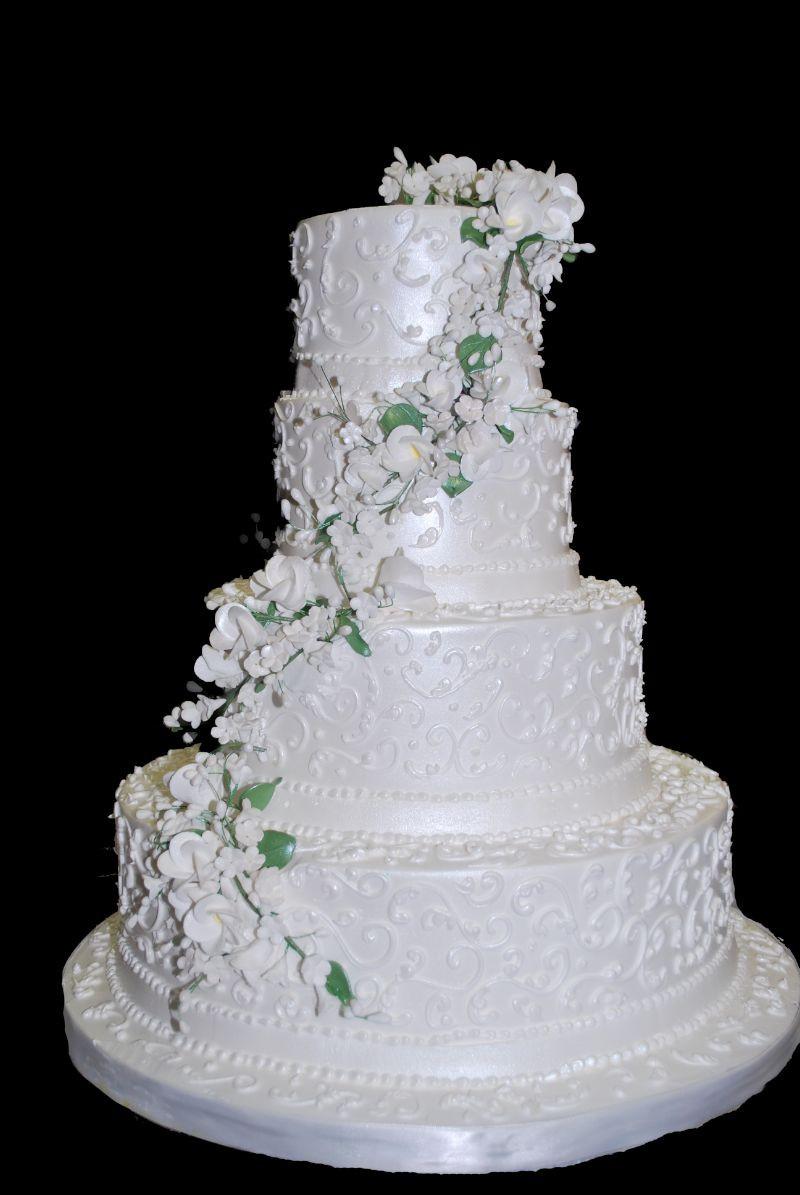 Tiered Wedding Cakes  Three Brothers Bakery Blog Wedding Cake Trends