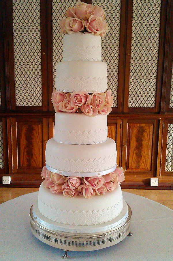 Tiered Wedding Cakes  Tier Wedding Cakes