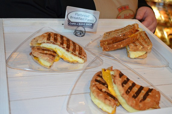 Tim Hortons Healthy Breakfast  Best Healthy Fast Food from 13 Restaurants for Road Trip Food