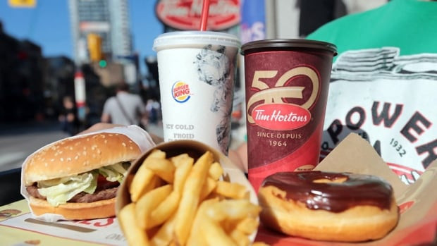 Tim Hortons Healthy Breakfast  Tim Hortons Burger King deal would base burger chain in