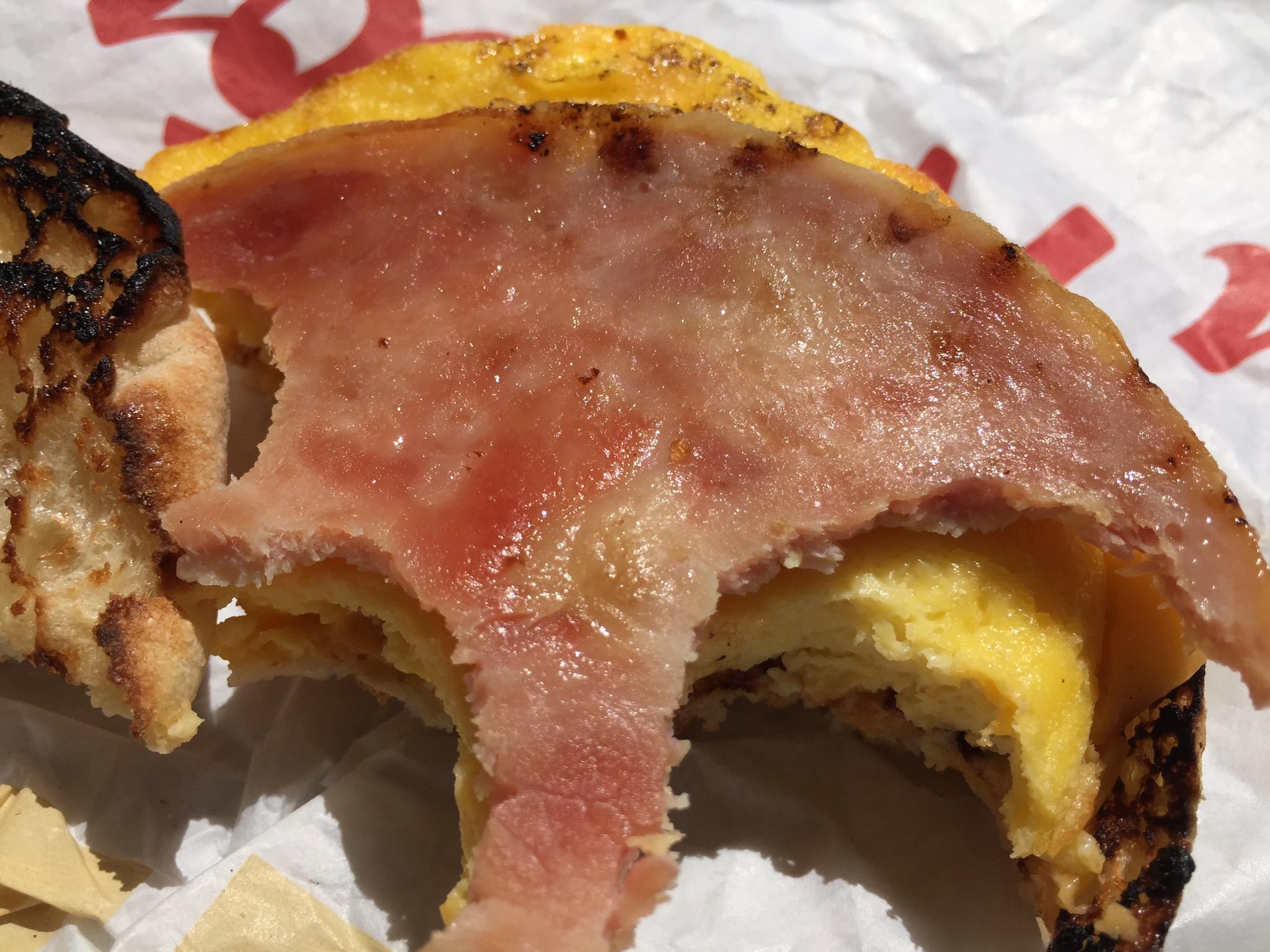 Tim Hortons Healthy Breakfast  Tim Hortons Back Bacon Breakfast Sandwhich – Inside Timmies