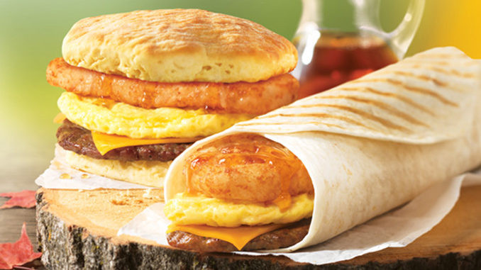 Tim Hortons Healthy Breakfast  Tim Hortons Adds Two More Breakfast Items To Their Menu