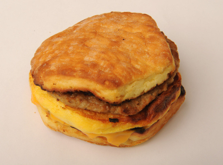 Tim Hortons Healthy Breakfast  Tim Hortons Hot Breakfast Sausage Sandwich a calorie and