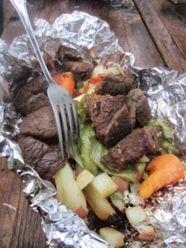 Tin Foil Dinners Camping  34 Best Tin Foil Camping Recipes DIY Joy