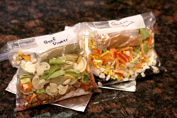 Tin Foil Dinners For Camping  Food Storage Friday 27 Tin Foil Meals in a Bag